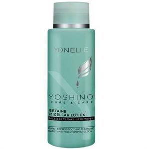 Yonelle Yoshino Pure & Care Betaine Micellar Lotion