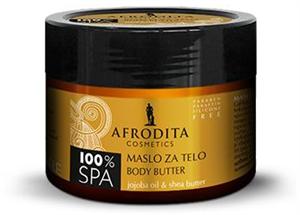 Afrodita 100% Spa Body Butter