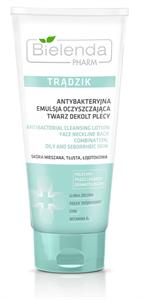Bielenda Pharm Acne Antibakteriális Tisztító Emulzió