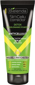 Bielenda Slimcellu Corrector - Alakformáló, Anti-Cellulit Hatású Szérum Matcha Teával