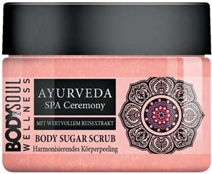 Body & Soul Ayurveda Spa Ceremony Body Sugar Scrub
