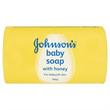 Johnson's Baby Szappan Mézkivonattal