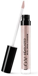 L.O.V The Glazed Metal Cream Eyeshadow