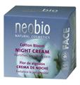 Neobio Cotton Bloom Éjszakai Krém