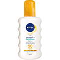 Nivea Sun Protect & Sensitive Napozó Spray SPF50