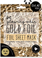 Oh K! Glowing Skin Gold Foil Sheet Mask