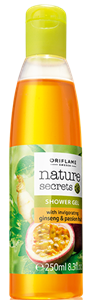 Oriflame Nature Secrets Ginseng & Passion Fruit Tusfürdő