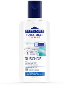 Salthouse Totes Meer Therapie Duschgel