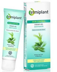 Elmiplant Skin Control Mattító Krémgél
