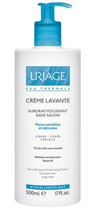 Uriage Créme Lavante Krém-Tusfürdő