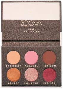 Zoeva Soft Sun Voyager Palette
