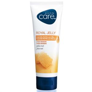 Avon Care Intenzíven Hidratáló Kézkrém Méhpempővel