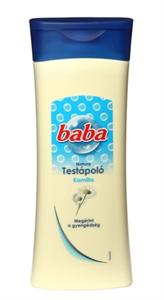 Baba Kamillás Testápoló
