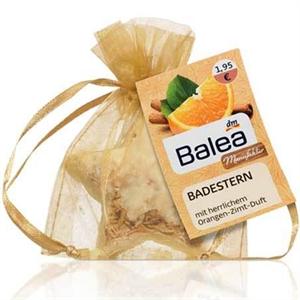 Balea Badestern Mit Orangen-Duft