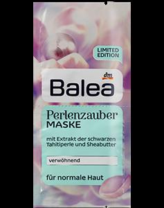 Balea Perlenzauber Maske