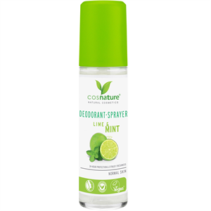Cosnature Dezodor Spray - Lime és Mentol