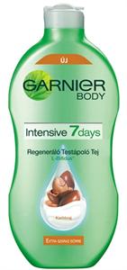 Garnier Intensive 7 Days Regeneráló Testápoló Tej