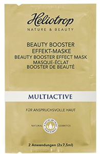 Heliotrop Beauty Booster Effekt-Maske