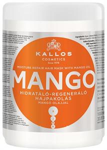 Kallos KJMN Mangó Hidratáló-Regeneráló Hajpakolás