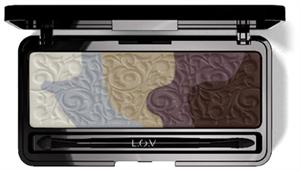 L.O.V Magnificent Sensual Eyeshadow Palette