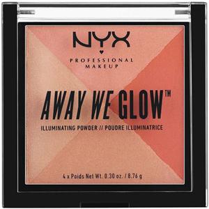 NYX Away We Glow Illuminating Powder