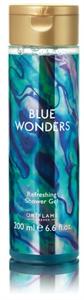 Oriflame Blue Wonders Frissítő Tusolózselé