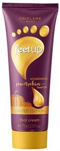 Oriflame Feet Up Nourishing Pumpkin