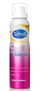 Scholl Freshstep Crackling Ice Foot Gel