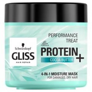 Schwarzkopf Gliss Protein+ Kakaóvaj Hajápoló Maszk