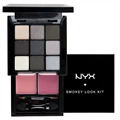 NYX Smokey Look Palette