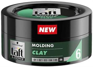 Taft Looks Molding Clay Hajformázó