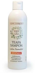 Vayne Cosmetics Teafa Sampon Csalán Kivonattal Zsíros Hajra