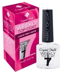 Crystal Nails Weekly Top Coat