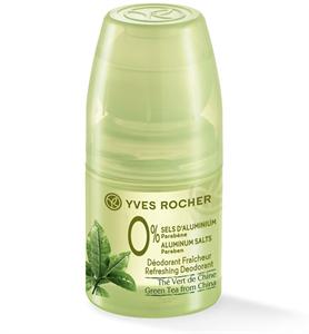 Yves Rocher Jardins du Monde Kínai Zöld Tea Golyós Dezodor