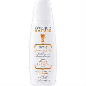 Alfaparf Precious Nature Leave-In Spray With Almond & Pistachio for Colored Hair