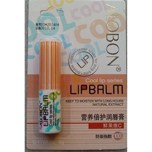 Alobon Cool Lip Series C-Vitaminos Ajakbalzsam