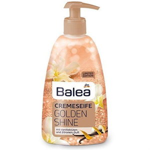 Balea Golden Shine Cremeseife