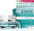 Eveline Cosmetics Bio Hyaluron 4D Nappali és Éjszakai Ránctalanító Krém