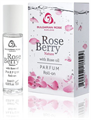 Bulgarian Rose RoseBerry Nature Parfüm roll-on
