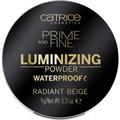 Catrice Prime And Fine Luminizing Powder Waterproof