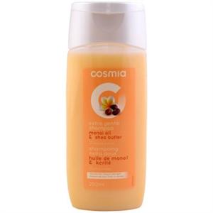 Cosmia Monoi Oil & Shea Butter Sampon