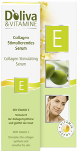 Doliva & Vitamine Ráncfeltöltő Szérum E-Vitaminnal