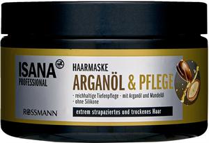 Isana Proffesional Haarmaske Arganöl&Pflege