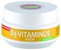 Naturstar D3-Vitamin Krém C-Vitaminnal