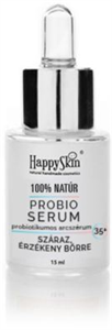 HappySkin Probio Serum Probiotikumos Arcszérum