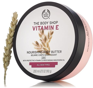 The Body Shop E Vitaminos Testvaj