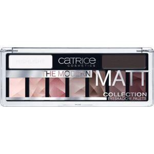 Catrice The Modern Matt Collection Szemhéjpúder Paletta