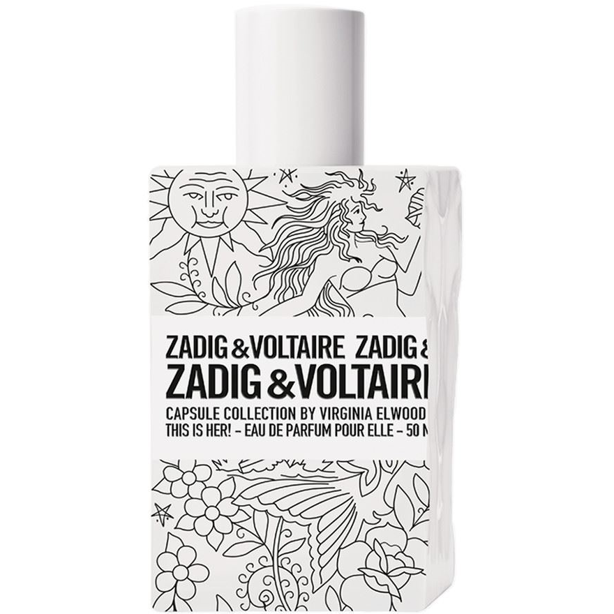 Zadig & Voltaire This Is Her! Capsule Collection EDP