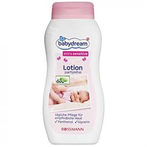 Babydream Extra Sensitive Lotion Parfümfrei