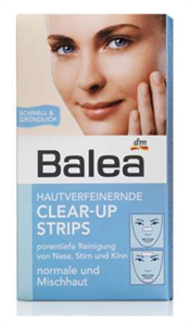 Balea Clear-Up Strips